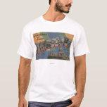 MinnesotaLarge Letter ScenesMinnesota T-Shirt