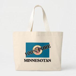 Minnesotan del 100 por ciento bolsas