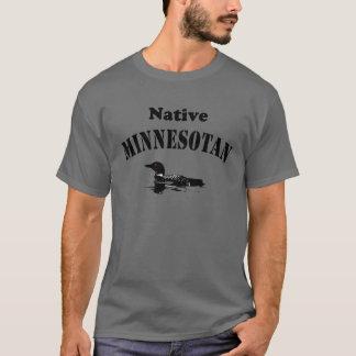 Minnesotan nativo playera