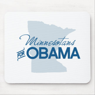 Minnesotans for Obama.png Mouse Pad