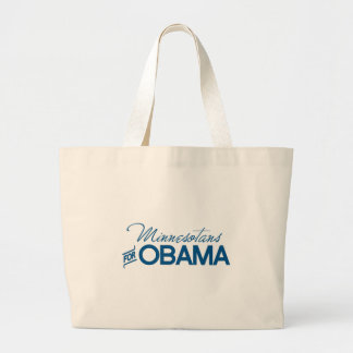 Minnesotans para Obama - .png Bolsa