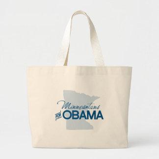 Minnesotans para Obama.png Bolsa De Mano