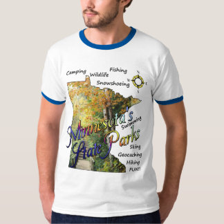 Minnesota's State Parks Shirt