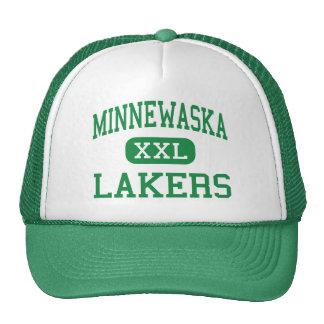 Minnewaska - Lakers - Area - Glenwood Minnesota Trucker Hat