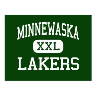 Minnewaska - Lakers - Area - Glenwood Minnesota Postcard