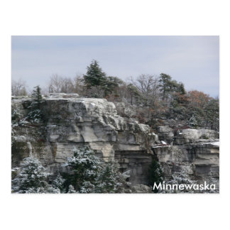 Minnewaska State Park Preserve Postcard