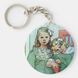 Minni un Essi Sisters Together Keychain