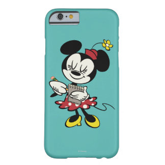 Minnie 1 funda de iPhone 6 barely there