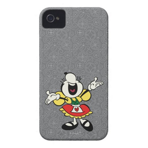 Minnie 3 Case-Mate iPhone 4 protectores