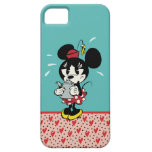 Minnie 3 funda para iPhone 5 barely there
