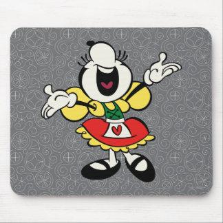 Minnie 3 alfombrilla de ratón