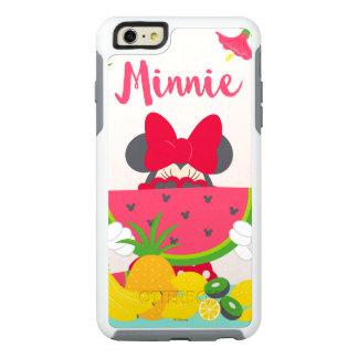 Minnie aventura tropical del   Minnie Funda Otterbox Para iPhone 6/6s Plus