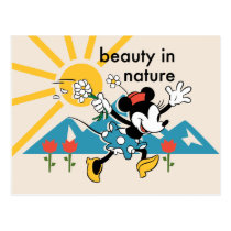 Minnie | Beauty in Nature Postcard