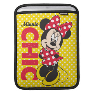 Minnie Chic Sleeves For iPads