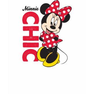 Minnie Chic zazzle_shirt