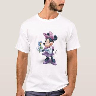 Minnie con la flor playera