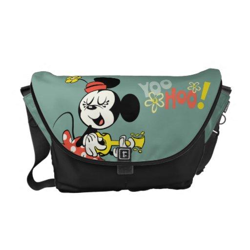Minnie Courier Bag