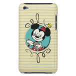 ¿Minnie - Croissant? iPod Touch Case-Mate Funda