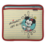 ¿Minnie - Croissant? Mangas De iPad