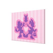 Minnie & Daisy | Happy Helpers Canvas Print