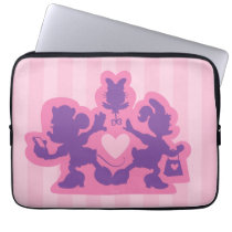 Minnie & Daisy | Happy Helpers Computer Sleeve