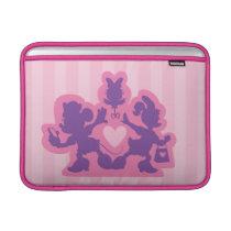 Minnie & Daisy | Happy Helpers MacBook Sleeve