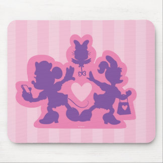 Minnie & Daisy | Happy Helpers Mouse Pad