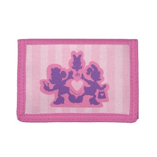 Minnie & Daisy   Happy Helpers Tri-fold Wallet