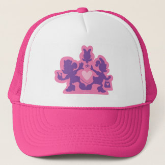 Minnie & Daisy   Happy Helpers Trucker Hat