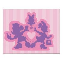 Minnie & Daisy | Happy Helpers Wood Wall Art