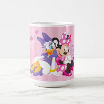 Minnie & Daisy | Super Helpers Coffee Mug