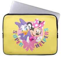 Minnie & Daisy | Super Helpers Computer Sleeve