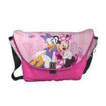 Minnie & Daisy | Super Helpers Courier Bag