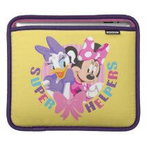 Minnie & Daisy | Super Helpers iPad Sleeve