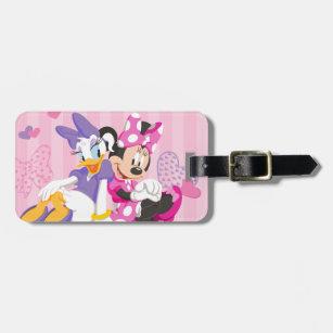 Minnie & Daisy | Super Helpers Luggage Tag