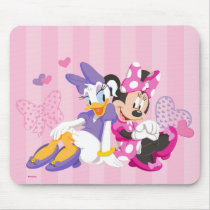 Minnie & Daisy | Super Helpers Mouse Pad