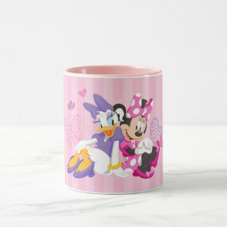 Minnie & Daisy | Super Helpers Mug