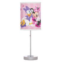 Minnie & Daisy | Super Helpers Table Lamp