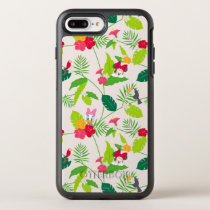 Minnie & Daisy | Tropical Pattern OtterBox Symmetry iPhone 8 Plus/7 Plus Case