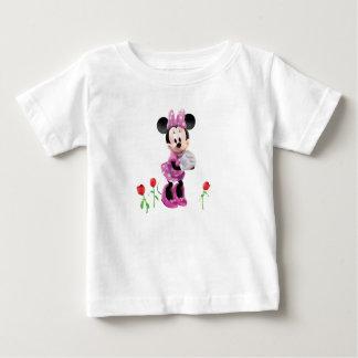 Minnie de la casa del club de Mickey Mouse con los Tshirt