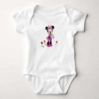 Minnie de la casa del club de Mickey Mouse con los Playeras