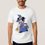 Minnie Dressed in Witch Costume T-shirts