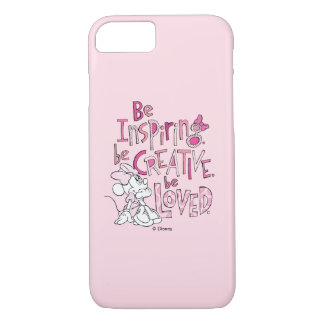 Minnie el | esté inspirando funda iPhone 7