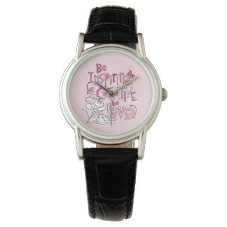 Minnie el | esté inspirando relojes