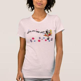 ¡Minnie - endecha Hee Hoo del modo de cantar de lo Camiseta