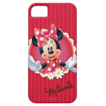 Minnie Flower Frame iPhone 5 Covers