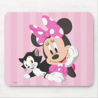 Minnie | Girls can do Anything Mouse Pad