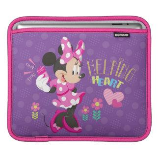 Minnie   Helping Heart Sleeve For iPads