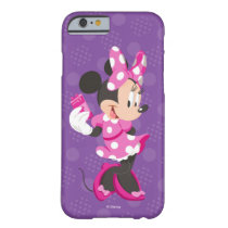 Minnie | I Believe in Me Barely There iPhone 6 Case