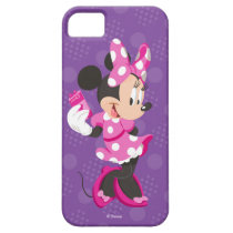 Minnie | I Believe in Me iPhone SE/5/5s Case